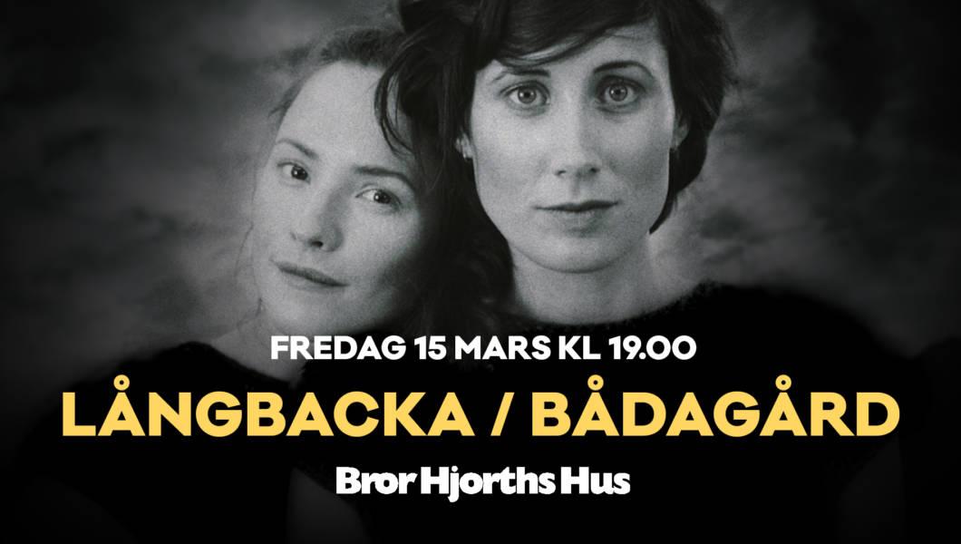 Evenemangsbild Långbacka/Bådagård.